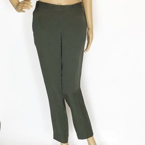 Theory Silk Pants.